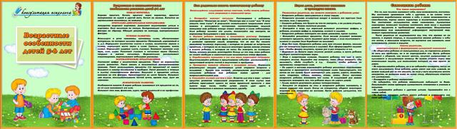 Картинки особенности развития детей 4 5 лет