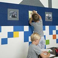 Инновационное оформление школ и ДОУ