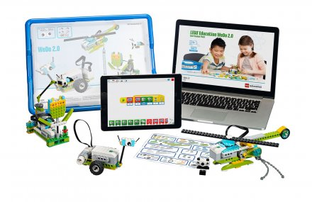 Комплект LEGO Education WeDo 2.0