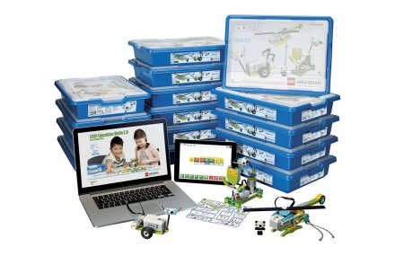 Комплект LEGO Education WeDo 2.0 45300 для учреждений