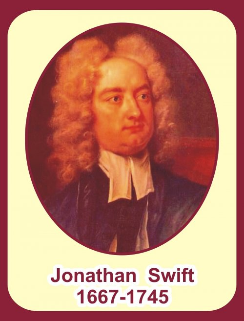 Стенд Jonathan Swift